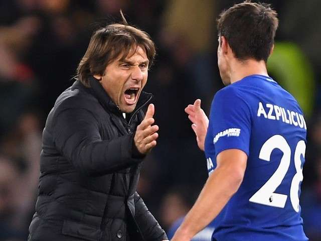 Manchester United Chelsea's first target, as Conte puts the pressure on ahead of Swansea City