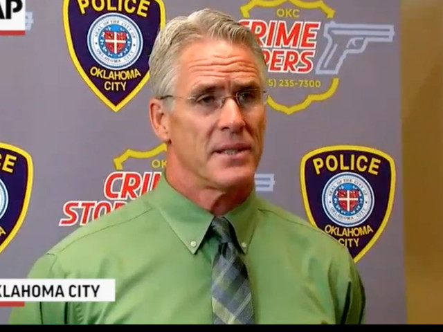 Oklahoma police officer shoots deaf man despite cries of 'don't kill him, he's deaf!'