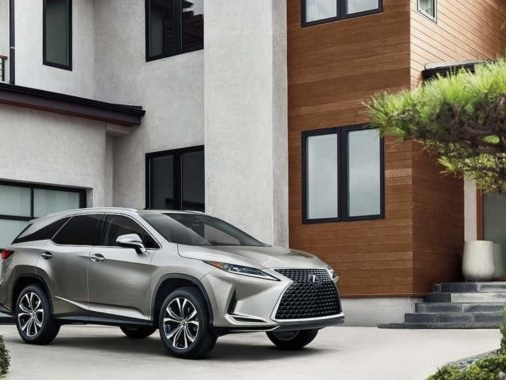2020 Lexus RX 450hL Launched In India With 3rd Row Of Seats At INR 99 Lakh