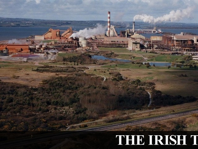 Government fears grow about future of Aughinish Alumina