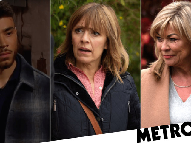 Emmerdale spoilers: Shock twist as Nate Robinson sets Rhona Goskirk up at Kim Tate's request