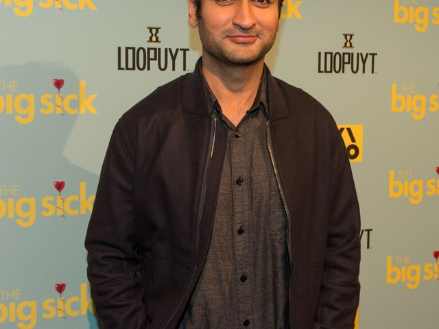 Kumail Nanjiani thinks British TV is 'more integrated than we are in America'