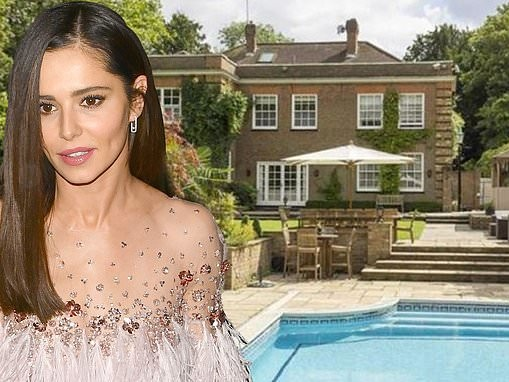 Cheryl 'is ready to start a new life' away from ex Liam Payne 'into £3.75m mansion'