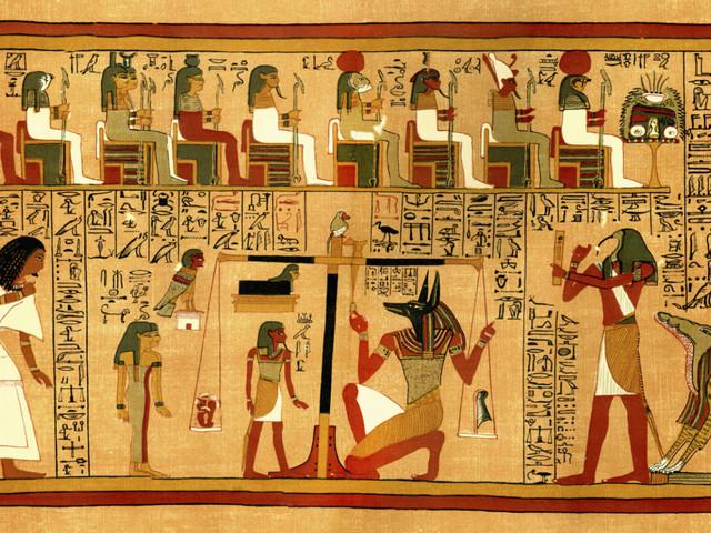 The Collar Of Anubis
