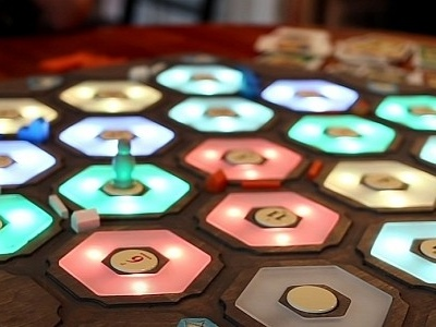 """This """"Fancy Schmancy"""" Version of Catan Is Any Board Game Lover's Dream"""