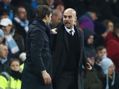 Pochettino 'doesn't believe' my Tottenham praise, says Guardiola
