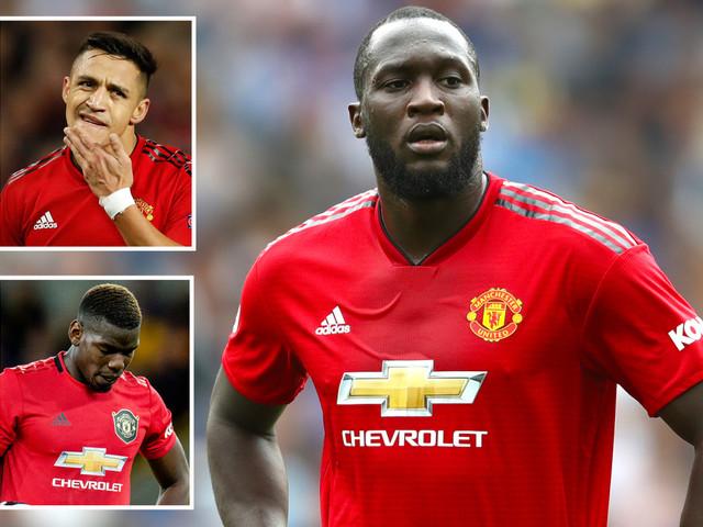 Romelu Lukaku says he, Paul Pogba and Alexis Sanchez were scapegoats at Man Utd last season