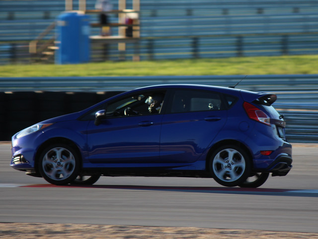 Bark's Bites: America Can't Be Great Again Without the Fiesta ST