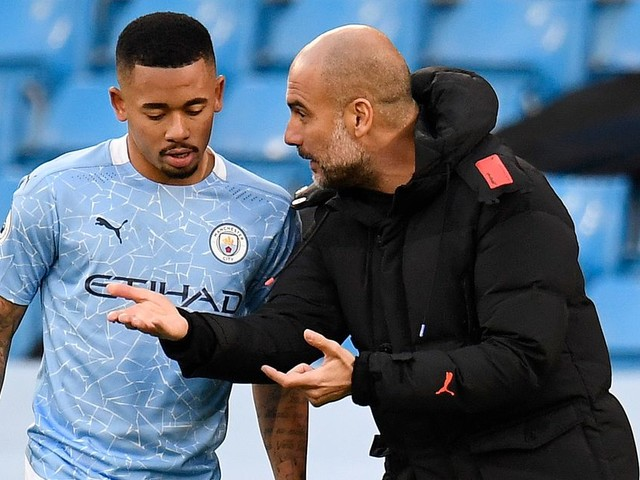 Guardiola gives Gabriel Jesus assessment four years after he joined Man City