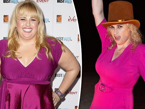 Rebel Wilson says she'd put weight back on for a movie - but only if she'd be guaranteed an Oscar