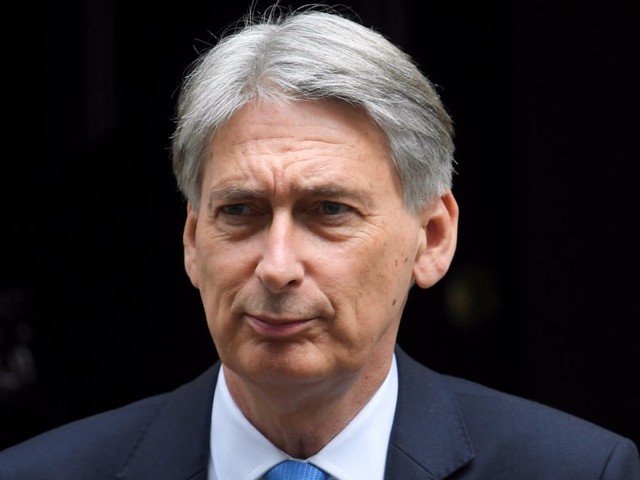 Philip Hammond backs a Brexit transition deal that 'looks a lot like the status quo'