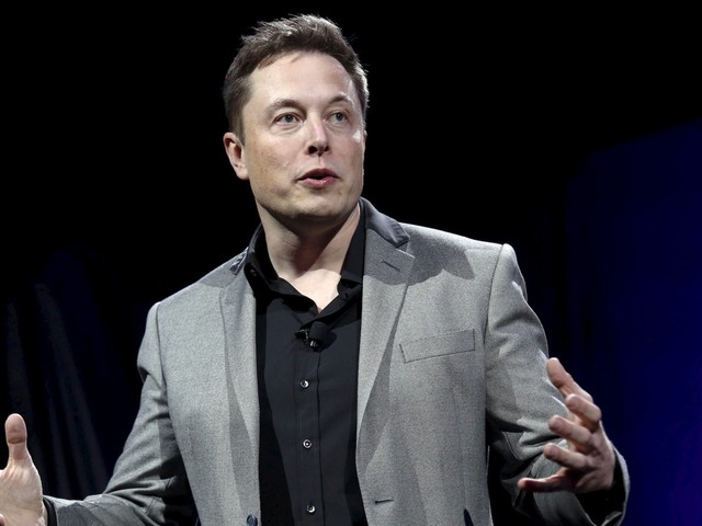 Elon Musk said The Boring Company want to prove it can send 4,000 vehicles traveling at 155 mph through its tunnels every hour
