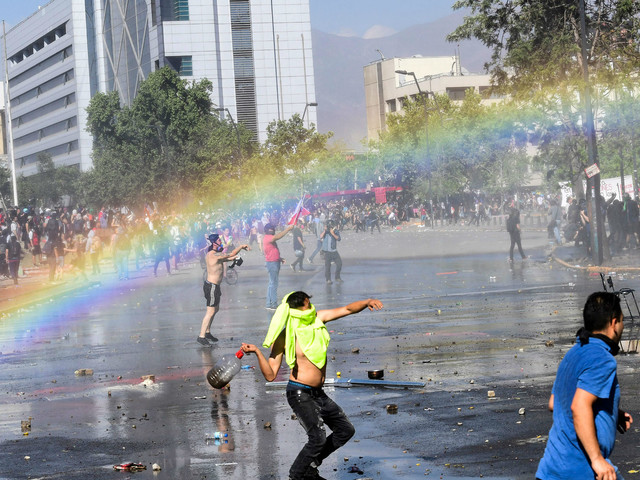 How the Chilean protests began