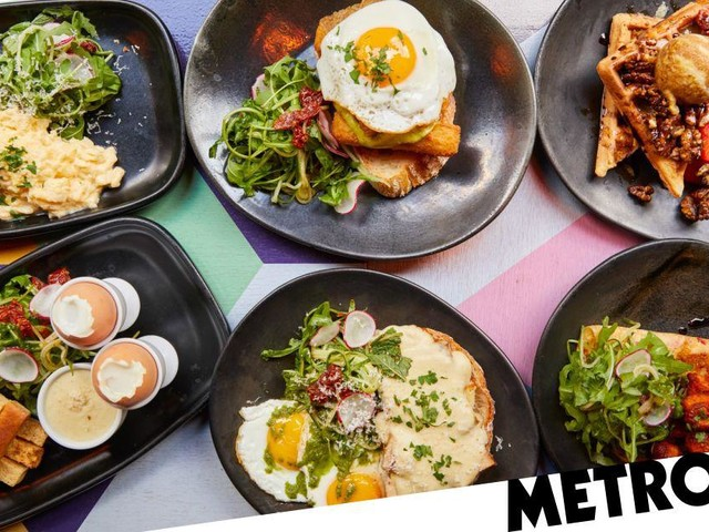 A bottomless halloumi brunch is coming to London