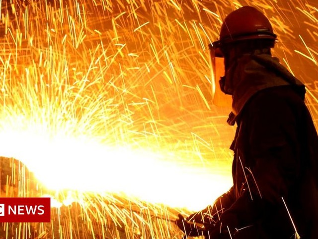 Liberty Steel cash injection to save 660 jobs