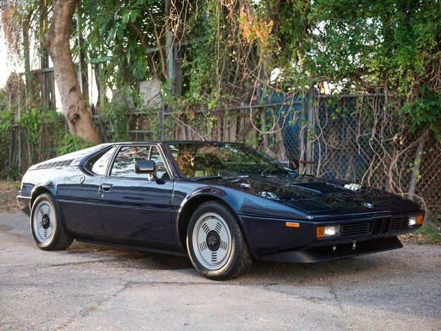 Rare Rides: The 1981 BMW M1, Where BMW Had All the Problems (Part I)