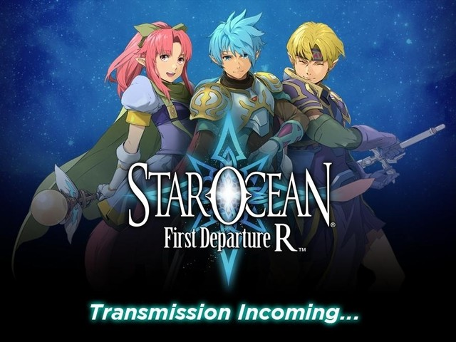 Square Enix announces PS4 and Nintendo Switch remake of the PSP remake of the original Star Ocean