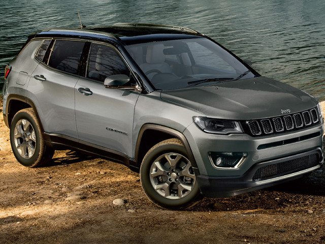 Jeep Compass diesel-automatic launched at Rs 21.96 lakh