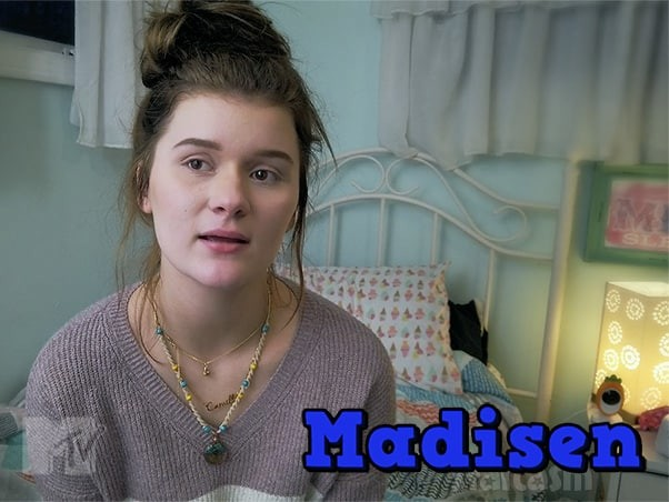 TEEN MOM YOUNG AND PREGNANT Did Madisen move to Ohio? SPOILER