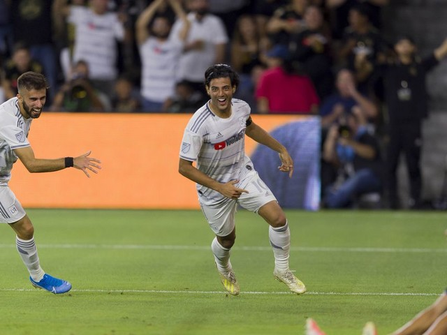 Carlos Vela is a magician and MLS is his stage