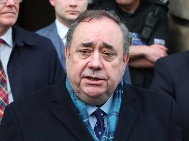 Alex Salmond launches blistering attack on Nicola Sturgeon as he claims Scotland's 'leadership has failed'
