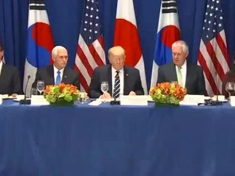 Donald Trump unveils new sanctions against North Korea over nuclear programme