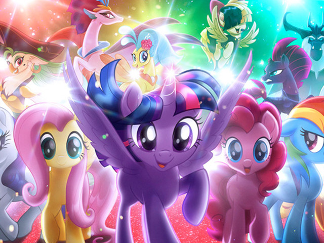 My Little Pony: The Movie Trailer & Poster Introduce All-Star Cast