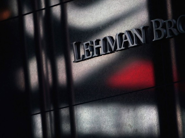 Banks May Be Using Lehman-Style Trick to Disguise Debt - Bloomberg