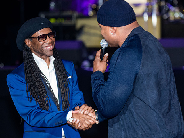 Nile Rodgers Out of Hospital, Will Resume Tour