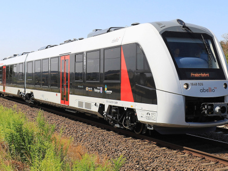 Abellio, Alstom, NASA and Rolls-Royce to implement new hybrid drive solution on Coradia Lint diesel trains