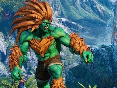 Electric green man Blanka finally returns to Street Fighter