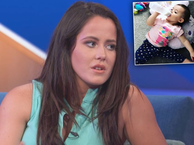 Jenelle Evans Admits To Drug Use While Pregnant With Daughter
