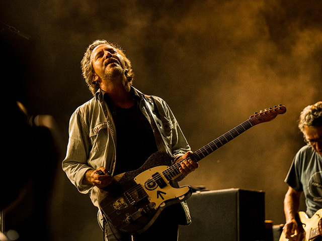 Pearl Jam Debuts Six New Songs at First Show in Three Years