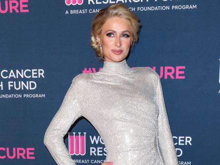 Paris Hilton finds wedding planning stressful