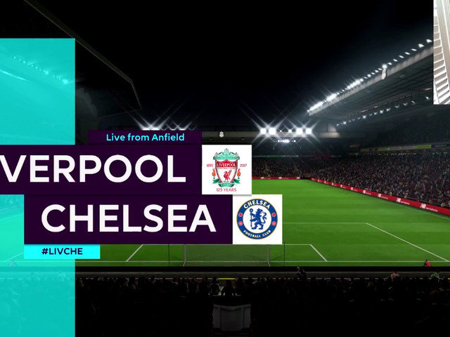 Let's play FIFA 18: Liverpool vs. Chelsea