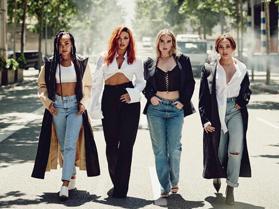 """Little Mix Preaches Independence & Self-Love On """"The Cure"""""""