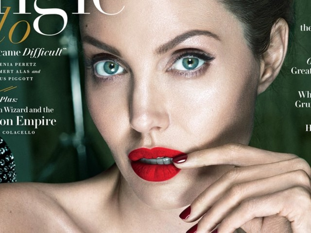 Angelina Jolie Reveals Bell's Palsy Diagnosis, Life After Divorce Has Been 'the Hardest Time'