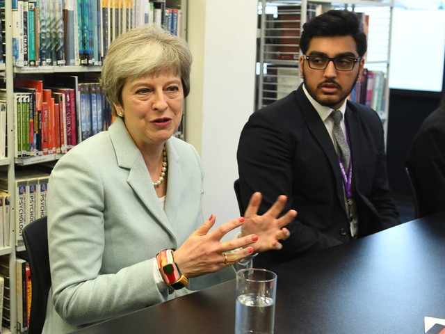 May's Review On Fees Beats A Knee-Jerk Policy Change Due To Political Pressure