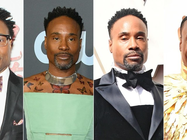 53 photos that show how Billy Porter's style has evolved over the years