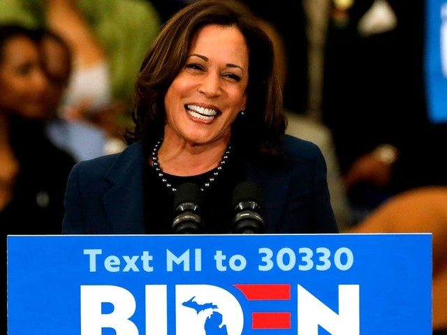 Kamala Harris supports $2,000 monthly stimulus checks to help Americans claw out of pandemic ruin — and she's long backed plans for Democrats to give people more money