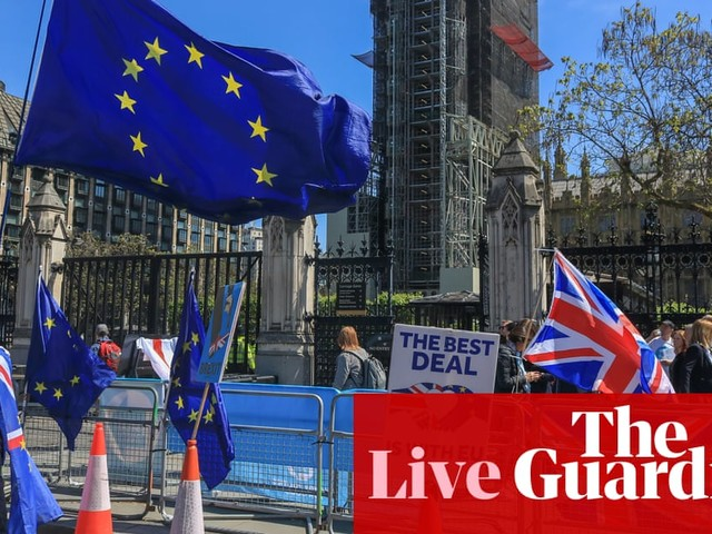 UK will face either no-deal or no Brexit if MPs do not vote for May's deal in June, Fox says – live news