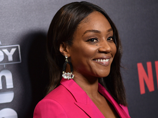 Tiffany Haddish Joins Ike Barinholtz in Satirical Thriller 'The Oath'