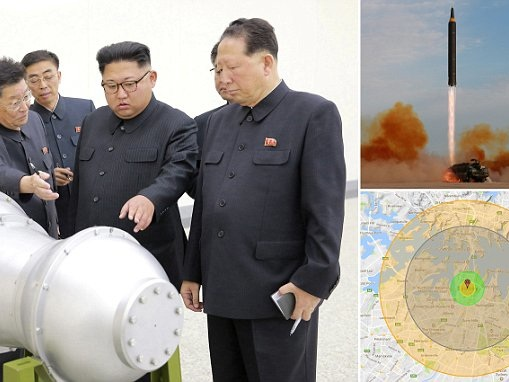 'Australia must prepare for nuclear war with North Korea'