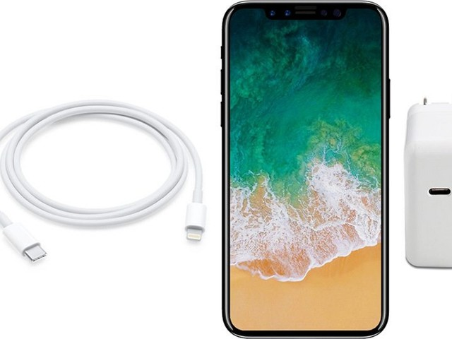 iPhone 8 Expected to Include Faster 10W USB-C Wall Charger