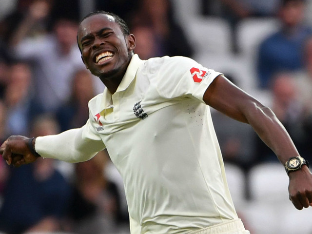 Today's back pages: 'six god' Jofra Archer shoots down the Aussies