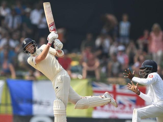 Joe Root raises the tempo as England sweep towards commanding lead