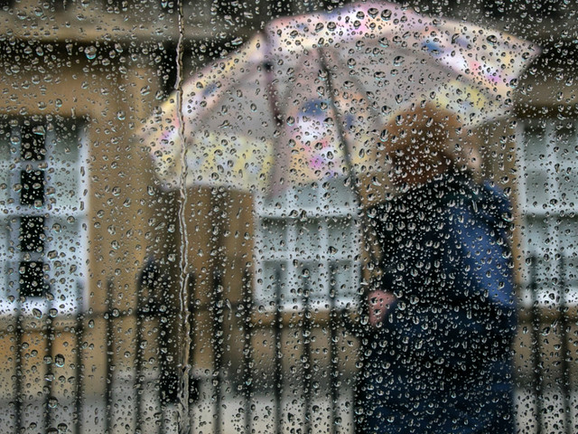 West of England and Wales braced for a month's rain in a day