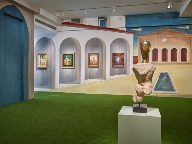 Step Into An Italian Painting In This Immersive Exhibition In Mayfair