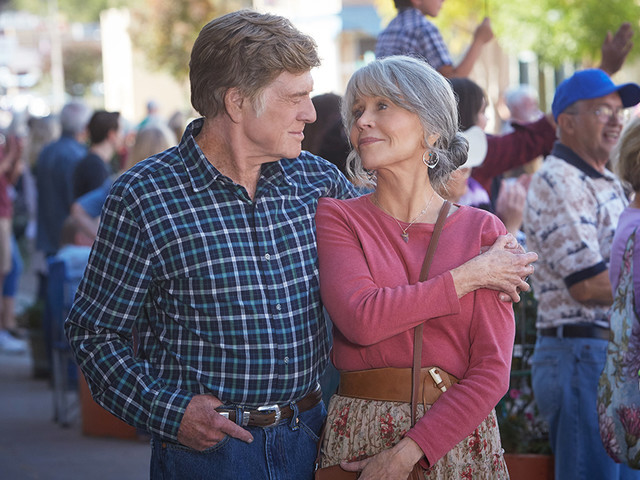 "Jane Fonda, Robert Redford Reunite in Netflix Film ""Our Souls At ..."