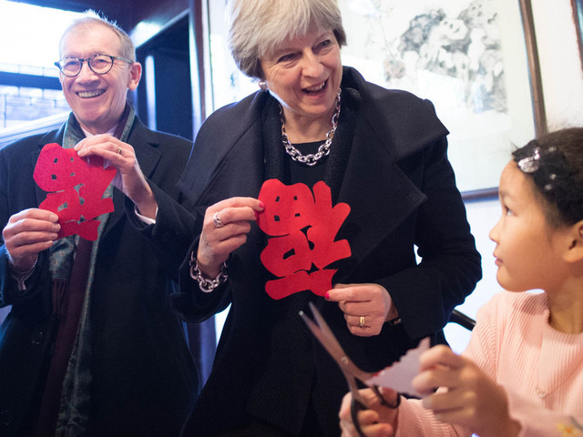 Trading Places: How Theresa May Went To China In Search Of A Brexit Bonus